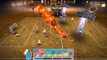 Screenshot6 - Crazy Soccer: Football Stars