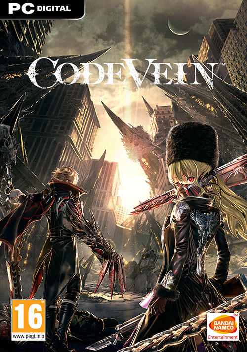 CODE VEIN - Cover / Packshot