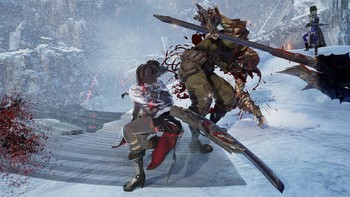 Screenshot4 - CODE VEIN Deluxe Edition