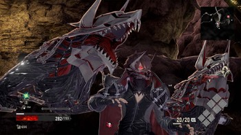 Screenshot6 - CODE VEIN Deluxe Edition