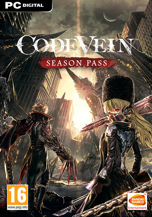 CODE VEIN Season Pass - Cover / Packshot