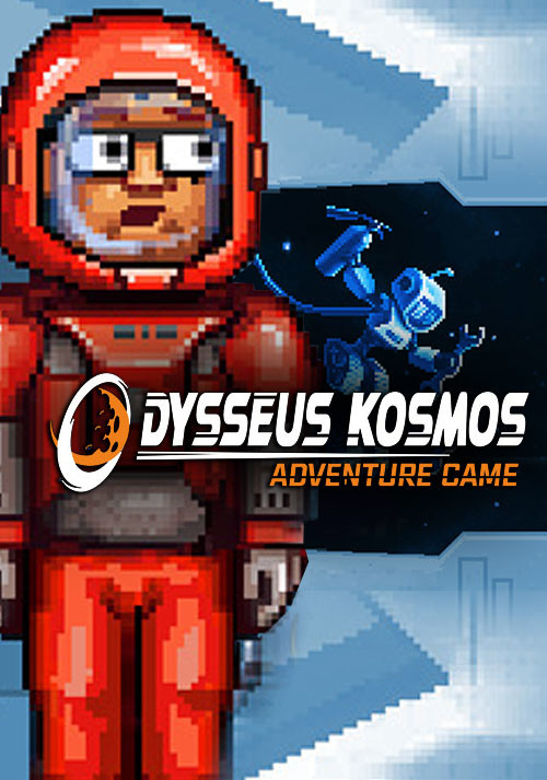 Odysseus Kosmos and his Robot Quest (Complete Season) - Cover / Packshot