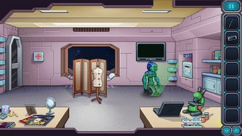 Screenshot5 - Odysseus Kosmos and his Robot Quest (Complete Season)
