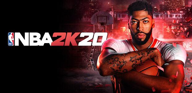 NBA 2K20 - Cover / Packshot