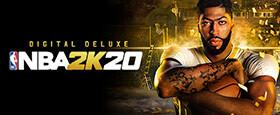 NBA 2K20 Digital Deluxe
