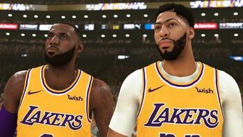 Screenshot1 - NBA 2K20 Legend Edition