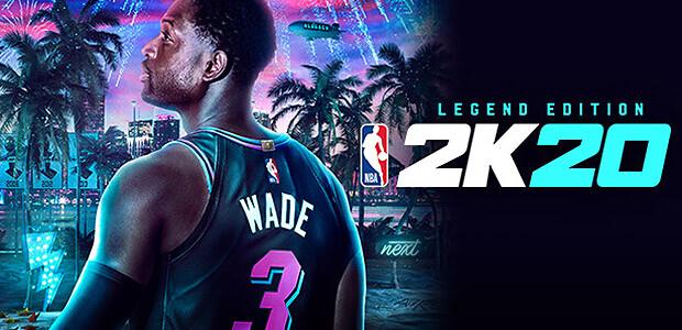 NBA 2K20 Legend Edition - Cover / Packshot