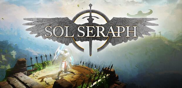 SolSeraph - Cover / Packshot