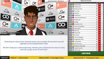 Screenshot3 - Club Soccer Director PRO 2020