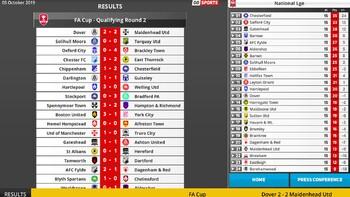 Screenshot4 - Club Soccer Director PRO 2020