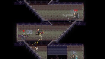 Screenshot10 - Katana ZERO