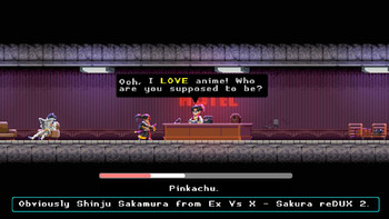Screenshot4 - Katana ZERO