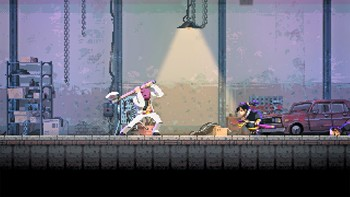 Screenshot7 - Katana ZERO