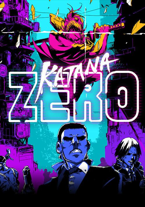 Katana ZERO - Cover