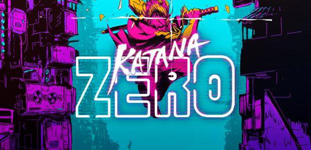 Katana ZERO - Cover / Packshot