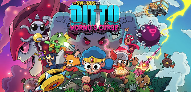 The Swords of Ditto: Mormo's Curse - Cover / Packshot