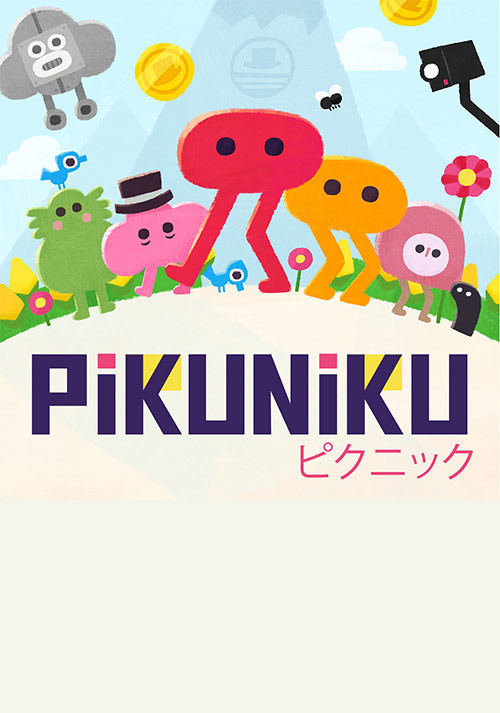 Pikuniku - Cover / Packshot