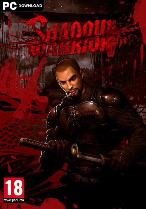 Shadow Warrior - Cover / Packshot