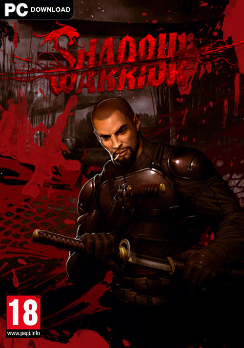 Shadow Warrior - Cover / Packshot