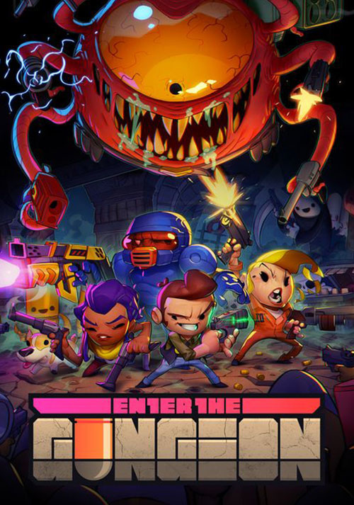 Enter the Gungeon - Cover / Packshot
