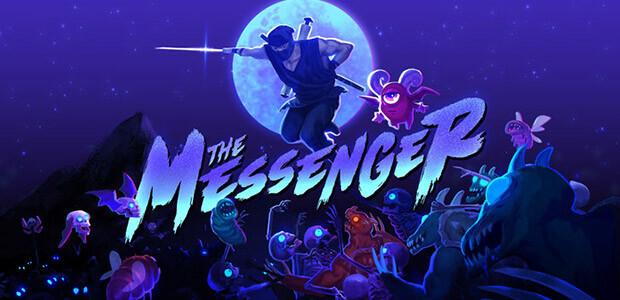 The Messenger - Cover / Packshot