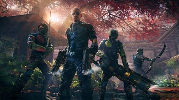 Screenshot1 - Shadow Warrior 2