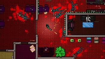 Screenshot1 - Hotline Miami 2: Wrong Number