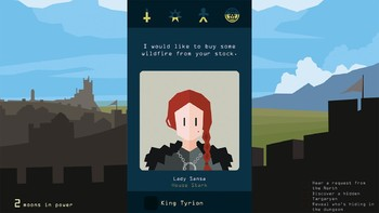 Screenshot1 - Reigns: Game of Thrones