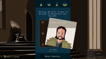 Screenshot2 - Reigns: Game of Thrones
