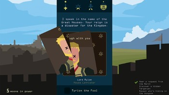 Screenshot7 - Reigns: Game of Thrones