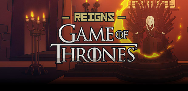 Reigns: Game of Thrones - Cover / Packshot