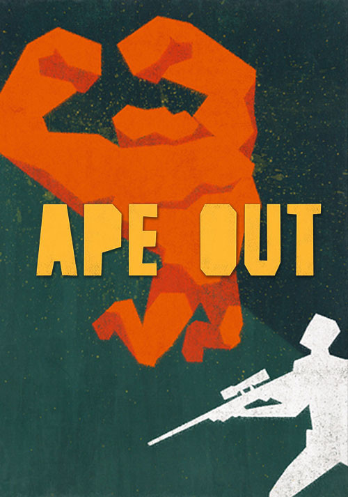 APE OUT - Cover / Packshot
