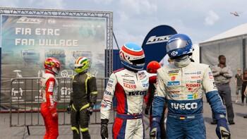 Screenshot2 - FIA European Truck Racing Championship