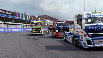 Screenshot1 - FIA European Truck Racing Championship