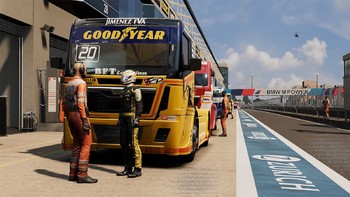 Screenshot4 - FIA European Truck Racing Championship