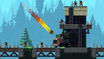 Screenshot10 - Broforce