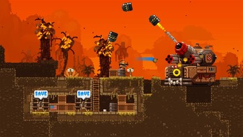 Screenshot2 - Broforce
