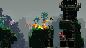 Screenshot6 - Broforce