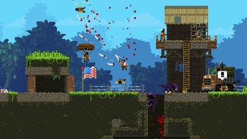 Screenshot8 - Broforce
