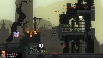 Screenshot9 - Broforce