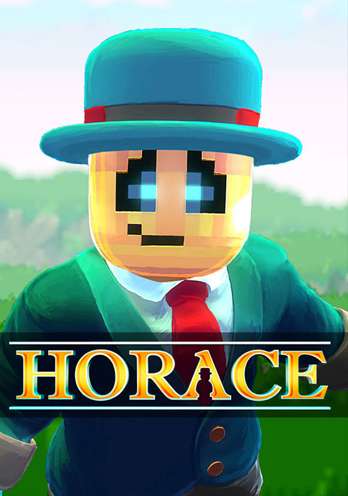 Horace - Cover / Packshot