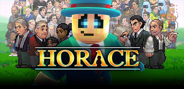 Horace - Cover / Packshot