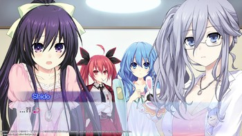 Screenshot3 - Date A Live: Rio Reincarnation