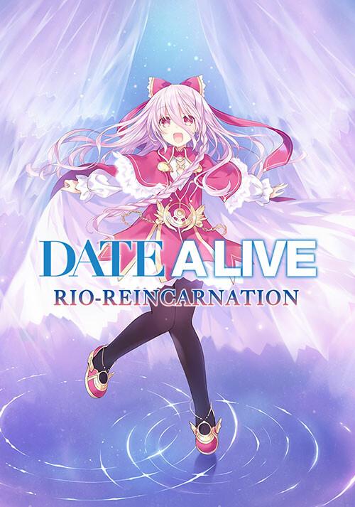 Date A Live : Rio Reincarnation - Cover / Packshot