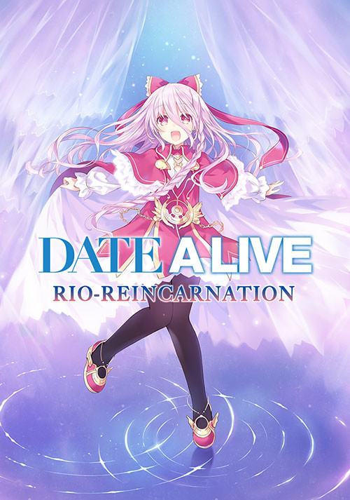 Date A Live : Rio Reincarnation - Cover / Packshot