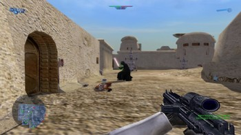 Screenshot1 - STAR WARS Battlefront (Classic, 2004)