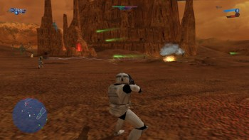 Screenshot4 - STAR WARS Battlefront (Classic, 2004)