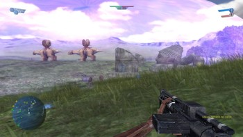 Screenshot7 - STAR WARS Battlefront (Classic, 2004)