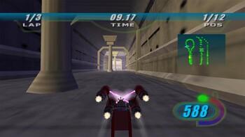 Screenshot10 - STAR WARS Episode I Racer