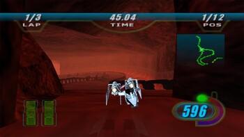 Screenshot1 - STAR WARS Episode I Racer